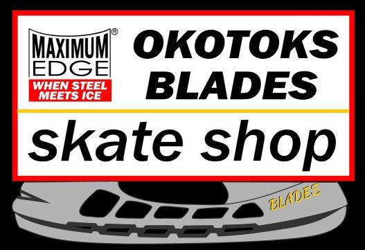 Okotoks Blades Logo